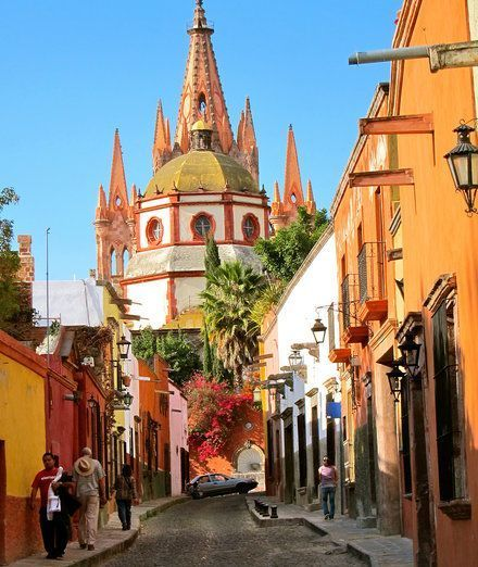 san miguel de allende cougar women If you're looking for a winter escape, mexico is always a great option find out what to wear in san miguel de allende and why this is an expat hot spot.
